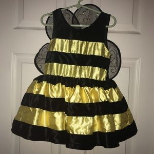 Costumes - Bumblebee Bumble Bee Halloween Costume Girls 4T